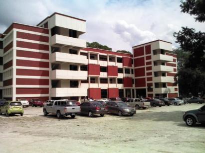 Edificio #5 de UNAH-VS